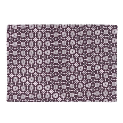 Alexandre Turpault flore - set de table - violet