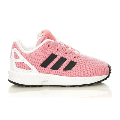 ZX FLUX EL I - Baskets - rose clair