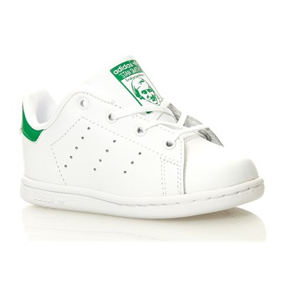 Stan Smith I - Baskets en cuir mélangé - vert