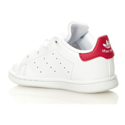 ADIDAS ORIGINALS stan Smith i - Baskets en cuir mélangé - blanc