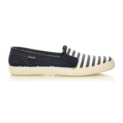 SLIP ON - Baskets - bleu marine