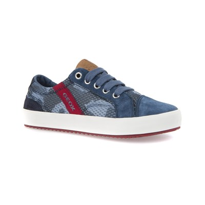 J Alonisso B. A - Baskets - bleu marine
