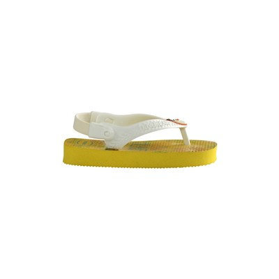 Tongs - jaune
