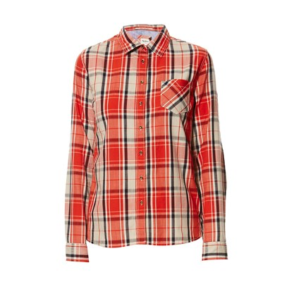 PEPE JEANS LONDON MALENE - Chemise - rouge
