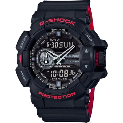 G-Shock - Style casual - bicolore