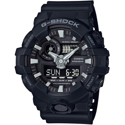 G-Shock - Style casual - noir