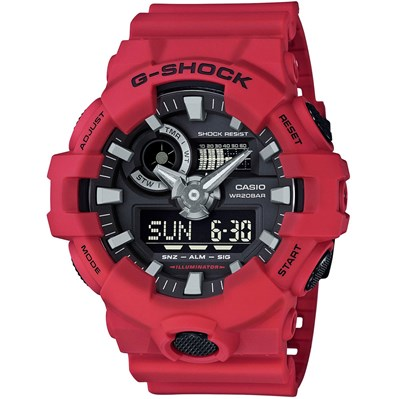 G-Shock - Montre casual - rouge