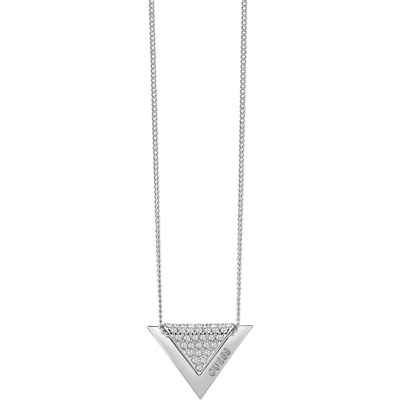 Guess Revers - collier - argent