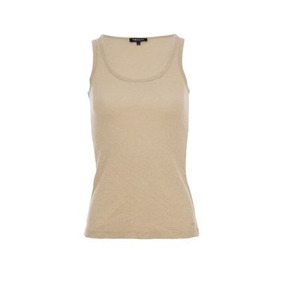 Top sans manches - beige