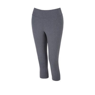 Every Second counts capri today's the day - legging 3/4 - gris