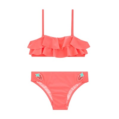 Seafolly Touci frutti - maillot 2 pièces - rose