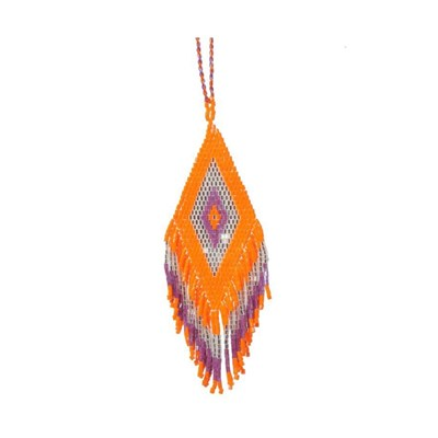 Amadoria Java - Collier - orange