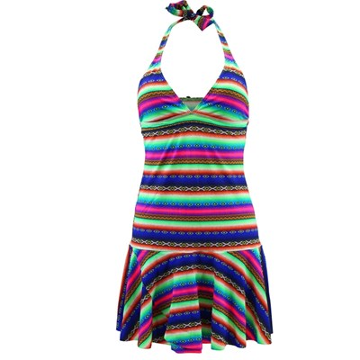 Tiny Acapulco - Robe de plage - multicolore