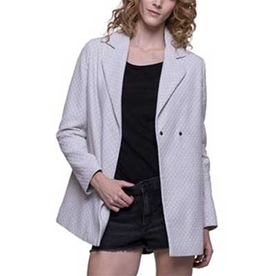 Trench And coat manteau casual - ecru