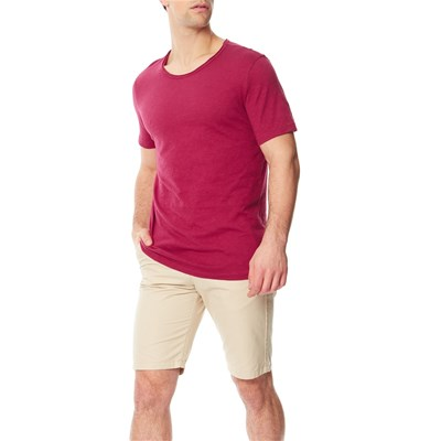 Benetton T-Shirt manches courtes - rose