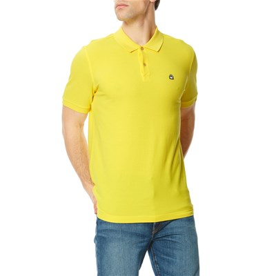 Benetton Polo - jaune