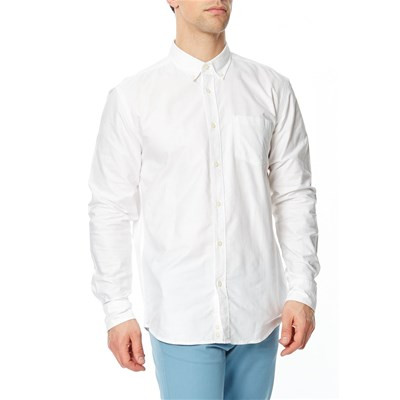 Benetton Camisa business - blanco