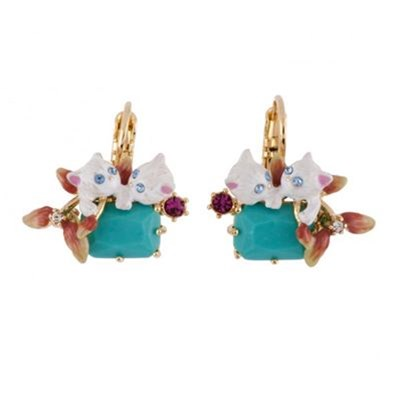 La Diamantine - Boucles d'oreilles - multicolore