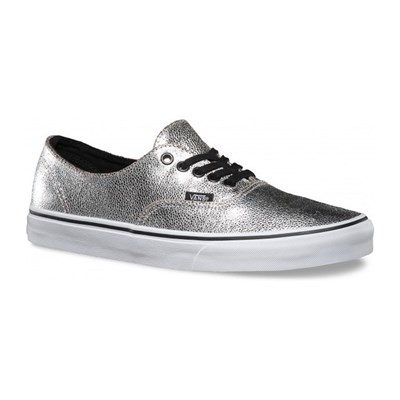 zapatillas Vans Authentic Decon Zapatillas plateado