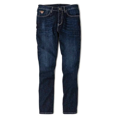 Boanga - Jean slim - denim bleu