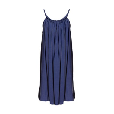 Robe fluide - denim bleu