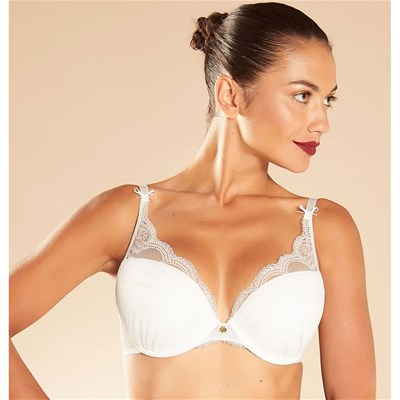 Chantelle Presage - Soutien-gorge push-up - blanc