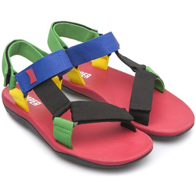 Match - Sandales - multicolore
