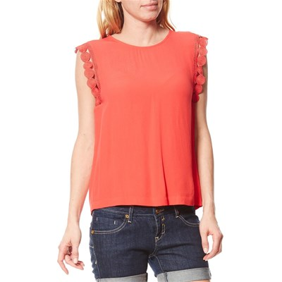 Suncoo Top - coral