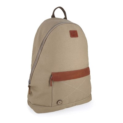 Backpack - Sac à dos - beige