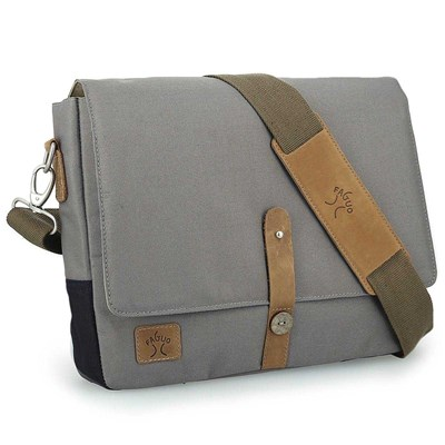 Messenger - Cartable - gris