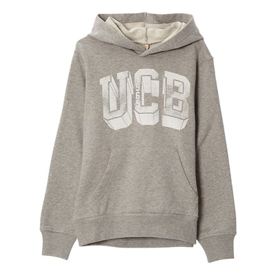 Benetton Sweat à capuche - gris