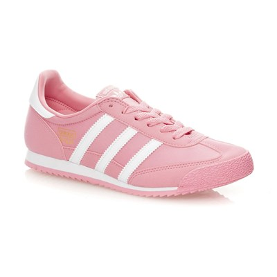 zapatillas adidas Originals DRAGON OG J Zapatillas de ca?a alta rosa