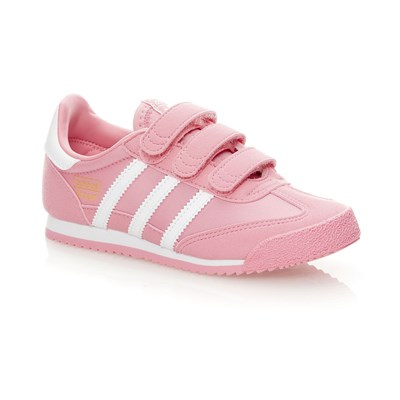 zapatillas adidas Originals DRAGON OG CF C Zapatillas de ca?a alta rosa