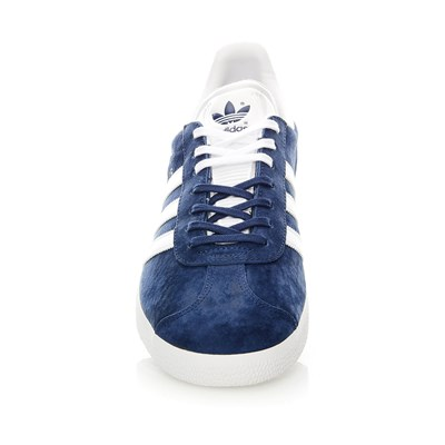 ADIDAS ORIGINALS Gazelle - Baskets Mode - bleu foncé