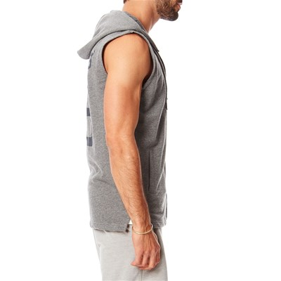 JACK & JONES Jcotigers - Sweat à capuche - gris