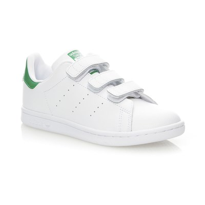 zapatillas adidas Originals STAN SMITH CF C Zapatillas de ca?a alta verde