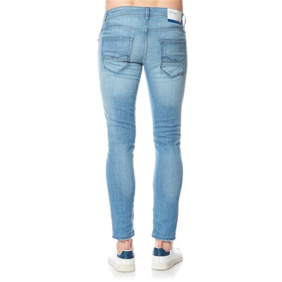 JACK & JONES Jean slim - denim bleu