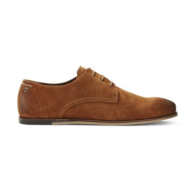 JACK & JONES Lance - Derbies - cognac