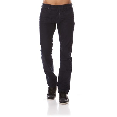 JACK & JONES Clark original - Jean droit - denim bleu