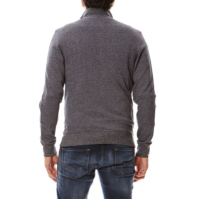 JACK & JONES Sweat-shirt - bleu marine