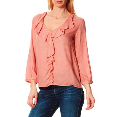Benetton Blouse - blush