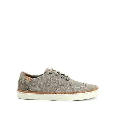 Flare - Sneakers - terre