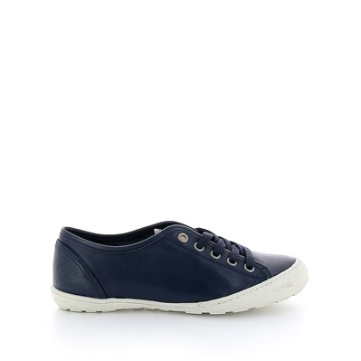 Game - Sneakers en cuir - bleu marine