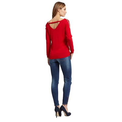 Pull - rouge