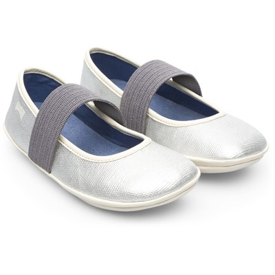 Right - Ballerines - gris