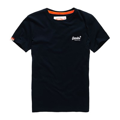 Orange Label - Lot de 2 t-shirt - bleu marine