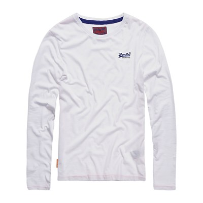 Orange Label - Pull - blanc