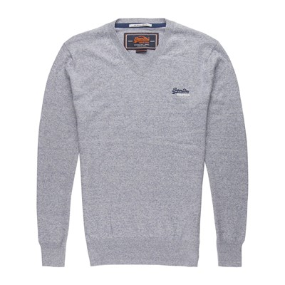 Orange Label - Pull - gris