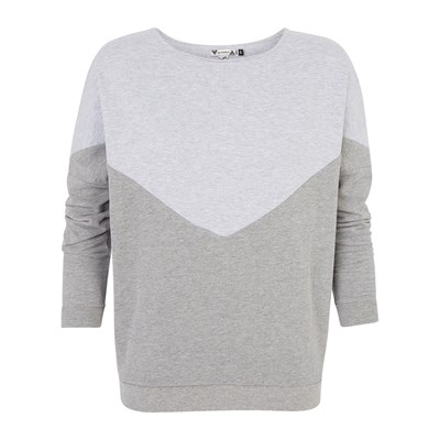 Downtown Relaxed - Sweat-shirt - bicolore