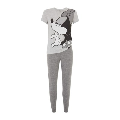 The Gang - Ensemble legging et t-shirt - gris